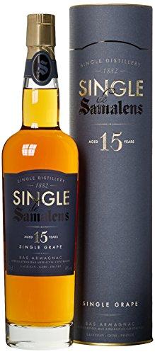 Armagnac Samalens Single 15 Jahre (1 x 0.7 l)