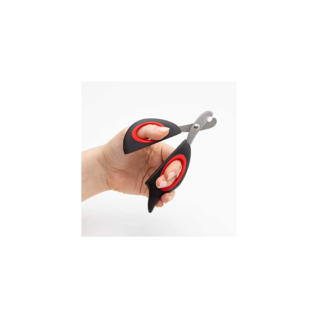 Scissor Type Pet Nail Clippers