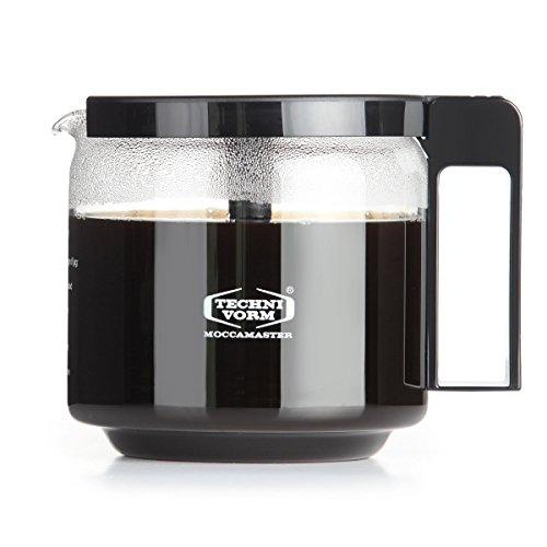 Technivorm Moccamaster 89830 1.25L Glass Carafe, for for KBG, Brewers by Technivorm Moccamaster