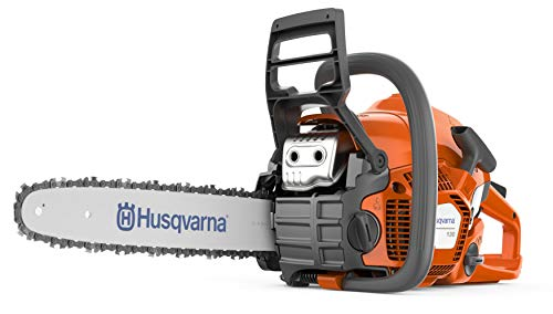 Husqvarna 130 16 Inch Gas Chainsaw, Orange