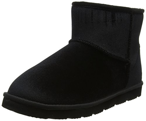 Femme 1 Look Bottines Beloved black New Noir gBcZY