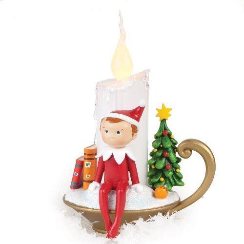 Elf on the Shelf LED Candle
