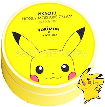 TONYMOLY Pokemon Pikachu miel humedad crema 300 ml/beautynet Corea: Amazon.es: Belleza