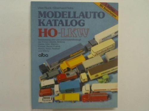 Modellauto-Katalog HO-Lkw: Massstab 1:87 bis 1:100