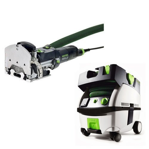 Festool PN574432 Domino Mortise and Tenon Joiner Set with CT