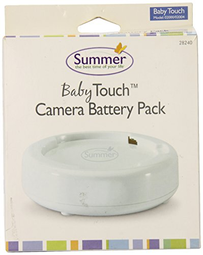 Summer Infant 02000Z Baby Touch Camera Battery Pack Review