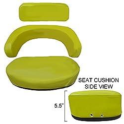 TY26545 Seat Cushion 3 Piece Set Cushion John Deer