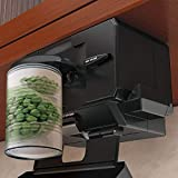 Best Under Cabinet Can Openers - Black & Decker Spacemaker Electric Can Opener Under Review