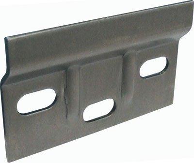 Cabinet hanger wall plate steel heavy duty back plate 10 pack D027 Hafele