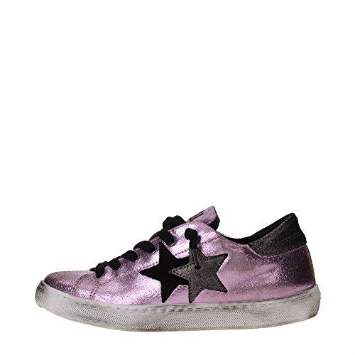 2 Star 2SD1230 Sneakers Mujer GLICINE LAMINATO