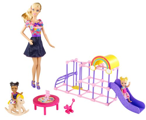 Barbie I Can Be Nursery School Teacher Playset by Barbie