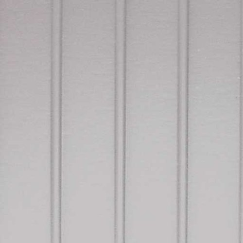 Dollhouse Miniature Ribbed Roofing or Siding Sheet by Model Builders Supply