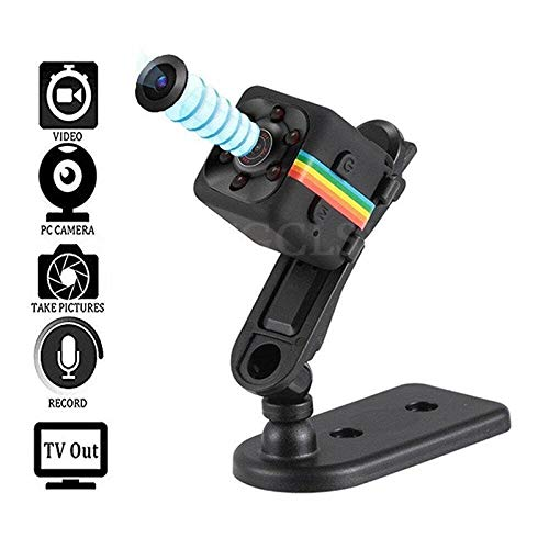 Amazon.com : Mini Camera sq11 1080p Sensor Infrared Night Vision Camcorder Micro Video Camera dvr dv Motion Recorder Camcorder Small Camera : Camera & Photo