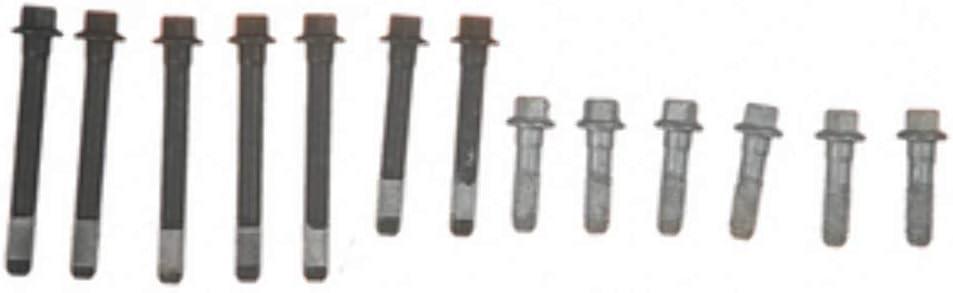 1 Pack MAHLE GS33386 Engine Cylinder Head Bolt Set