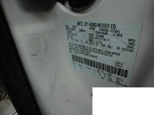 Ford F-250 Super Duty Motor del limpiaparabrisas: Amazon.es: Coche y moto