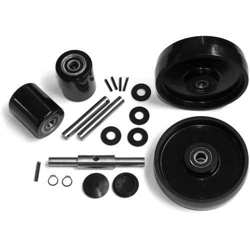 Gps-Complete-Wheel-Kit-For-Manual-Pallet-Jack-Fits-Crown-Model-Older-Pth-Pth