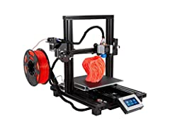 The MP10 Mini is a feature rich 3D printer with a 200x200 heated, flexible, and removable steel spring build plate, and an all metal extruder. It has an assisted level sensor on its magnetic extruder assembly, allowing easy changes to the Z o...