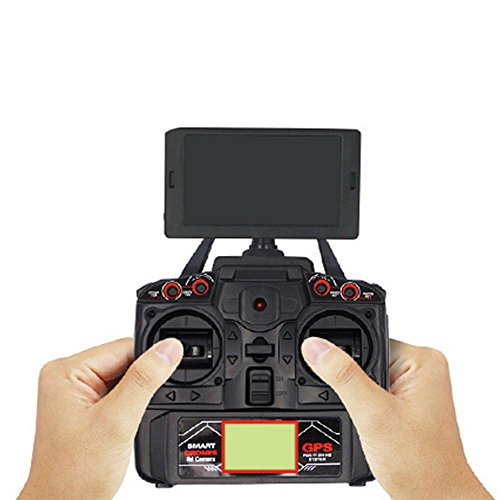 Boyiya 2.4G Transmitter Remote control For Global Drone X183 Spare Parts Upgrade R/c Blade