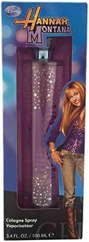 Hannah Montana By Disney For Kids Cologne Spray, 3.40 Ounce