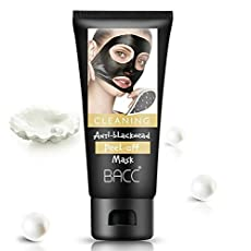 Blackhead Remover Mask-Essy Beauty - Purifying Quality Black Peel off Charcoal Mask - Best Mud Facial Mask 60 gram