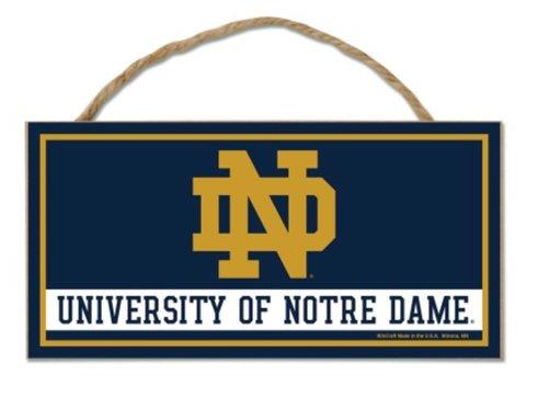 WinCraft NCAA University Notre Dame Fighting Irish 5