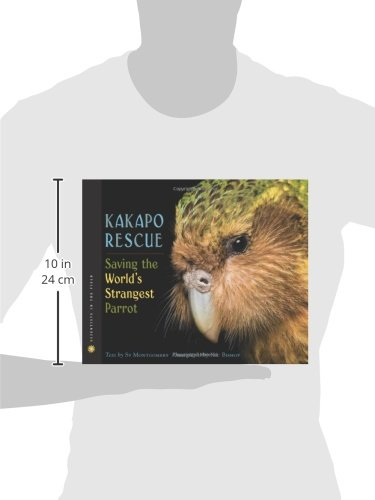 Kakapo Rescue: Saving the World's Strangest Parrot (Scientists in the Field Series) by Houghton Mifflin Books for Children (Image #3)