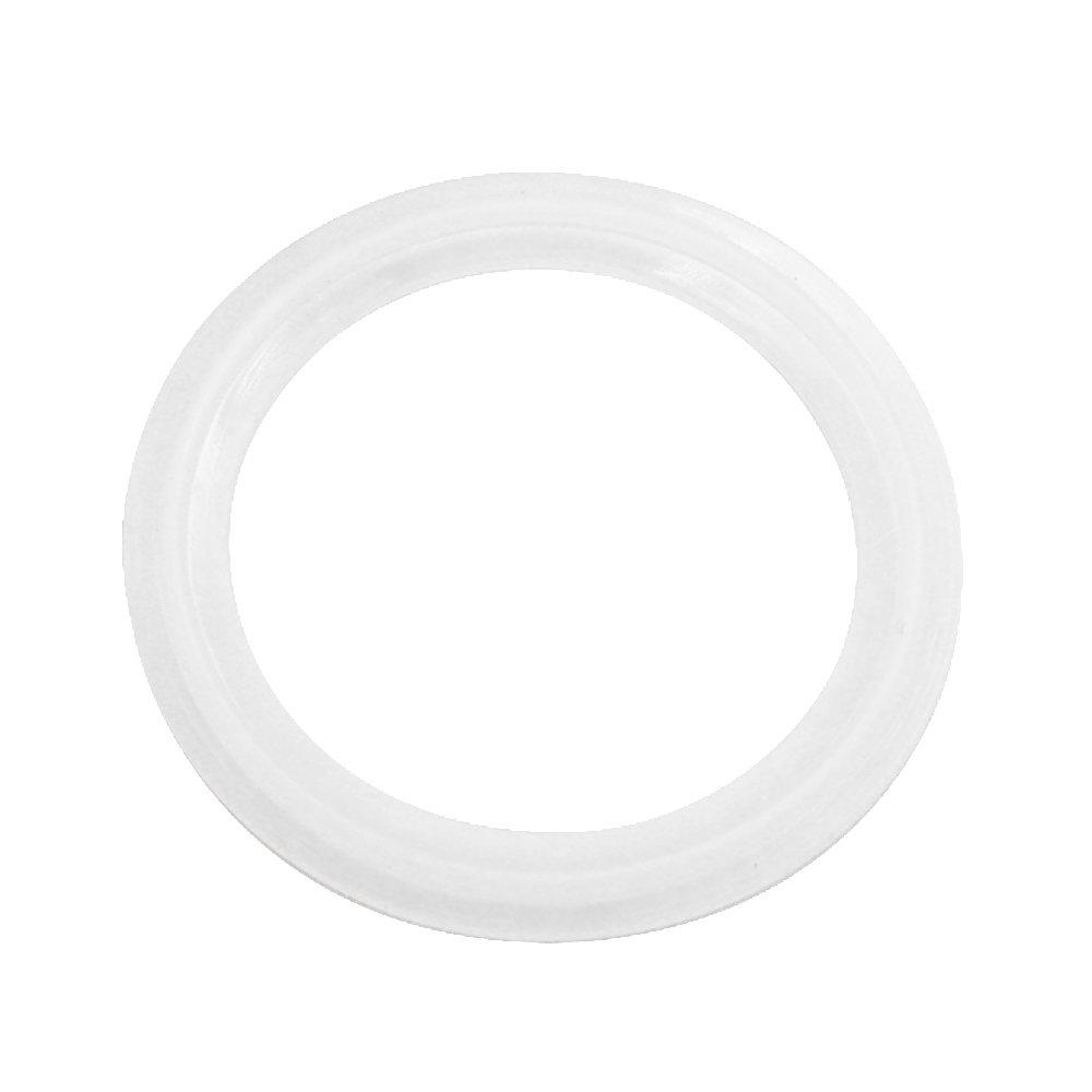 Dernord Silicone Gasket Tri-Clover (Tri-clamp) O-Ring - 2 inch