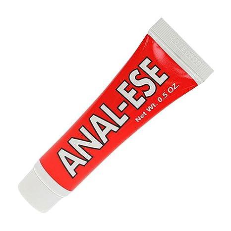 Will teething gel numb anus