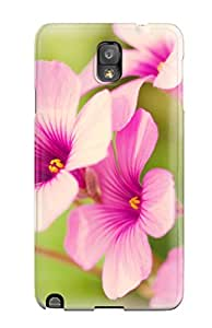 New Design Shatterproof MyTBCEB4189exFRS Case For Galaxy Note 3 (pretty Purple Verbena )
