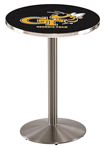 - Holland Bar Stool L214S Georgia Tech Officially Licensed Pub Table, 28