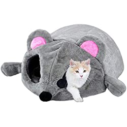 JINGC Cat Bed/pet Room, Autumn and Winter Keep Warm Cat House (504021cm)