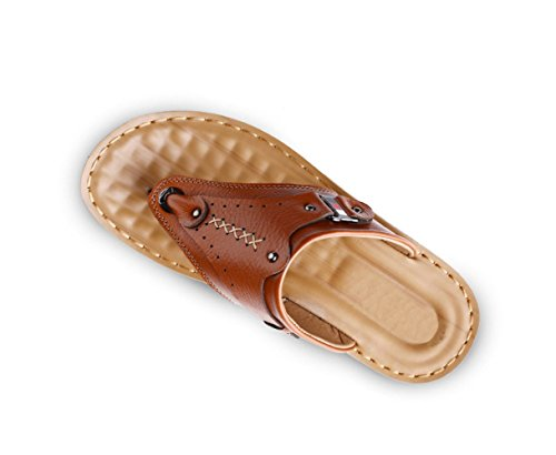 JQNSX Sandale à Bronze Unisexe Bascule w6wr4