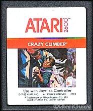 Crazy Climber (Atari 2600)