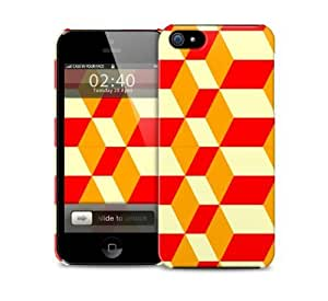 3D SQUARED iPhone 5 / 5S protective case wangjiang maoyi by lolosakes