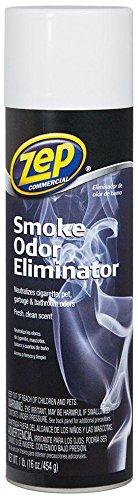 Zep Commercial Smoke Odor Eliminator 16 Ounce - 6-Pack