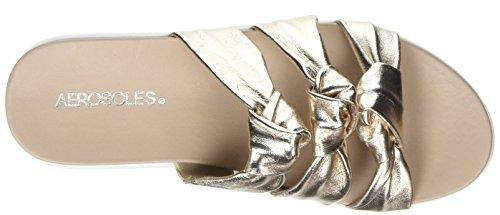 Gold Gol Mars Mules Or Femme Speed Light Aerosoles nqwWx6YF