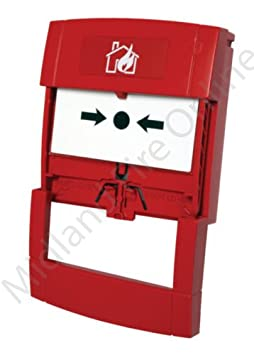 KAC Fire Alarm convencional Manual Call Point - Flush por ...