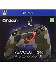 Nacon PS4 Revolution Pro Controller 2 - Camo Green