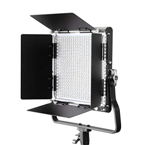GE-500 Photography Video LED Light Panel Ultra Thin for Photography Studio Lighting for Canon Nikon Sony Camera