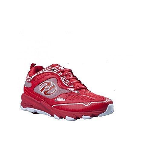 Heelys Swift Rojo de color blanco Wheel Skate Guantes rot - red-white