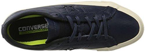 Converse Sneaker Cons One Star Leather Blu Scuro EU 38