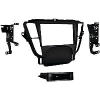 Metra 99-7808B Single/Double Din Dash Kit for 2009 - 2014 Acura TL (Black)