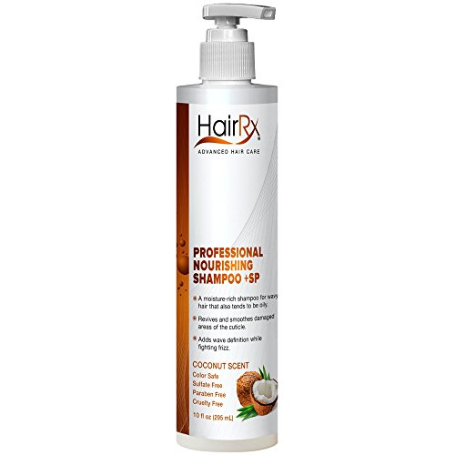 HairRx Professional Nourishing Shampoo Coconut