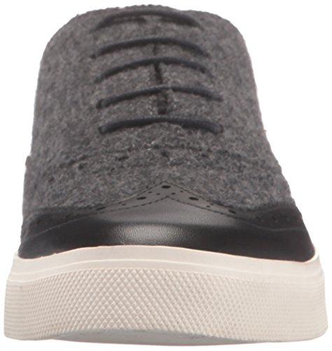 Nickel Women's amp; Bass 9 Black Lacey Co Metallic Grey Sneaker G Fashion H M US 1I8wUU