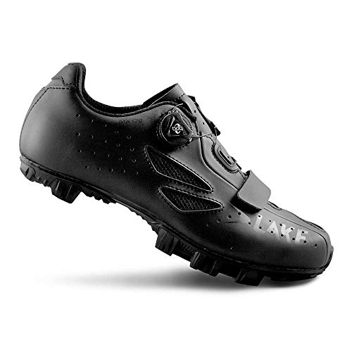 日付付きバイオレット蒸留する[レイク] メンズ サイクリング Lake Men's MX 176 Cycling Shoe [並行輸入品]