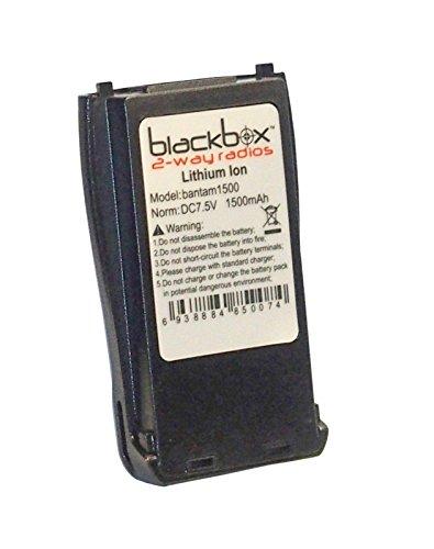 OEM Li-Ion Battery pack for Blackbox Bantam Portable Radios - NIB -