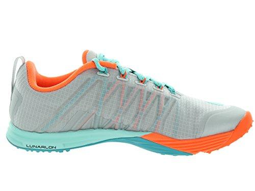 Nike Lunar Cross Element Deportivas Zapatos Nuevo - türkis/orange