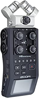 Zoom H6 Handy Recorder (B00DFU9BRK) | Amazon Products