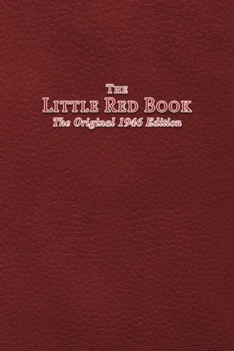 The Little Red Book: The Original 1946 Edition