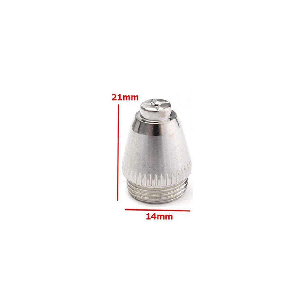 70 ST/ÜCKE AG-60 SG-55 WSD-60 Plasmaschneider Schneidbrenner D/üsen Verbrauchsmaterial Zubeh/ör f/ür LTP5000D LTP5000 LTPDC2000 LTPDC2000D CUT-60 LGK-60 CUT50